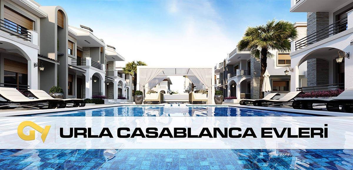 Yunusoğlu Casablanca Evleri