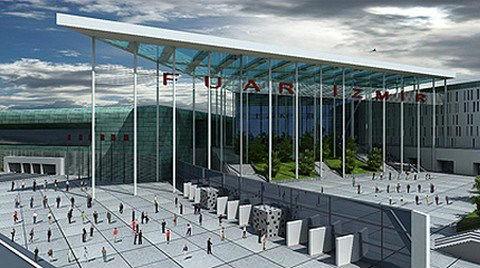 Gaziemir Fuar Alanı Projesi ÇED'e takıldı