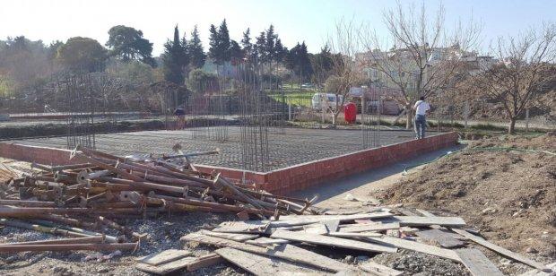 Yunusoğlu İnşaat'ın yeni projesi Urla Casablanca Evleri'nin temelleri atıldı!